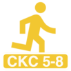 Lesson icon catch 5 8 logo