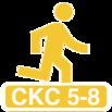 Lesson icon catch 5 8 logo