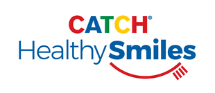 Unit icon catch healthy smiles logo
