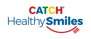 Unit icon catch healthy smiles logo